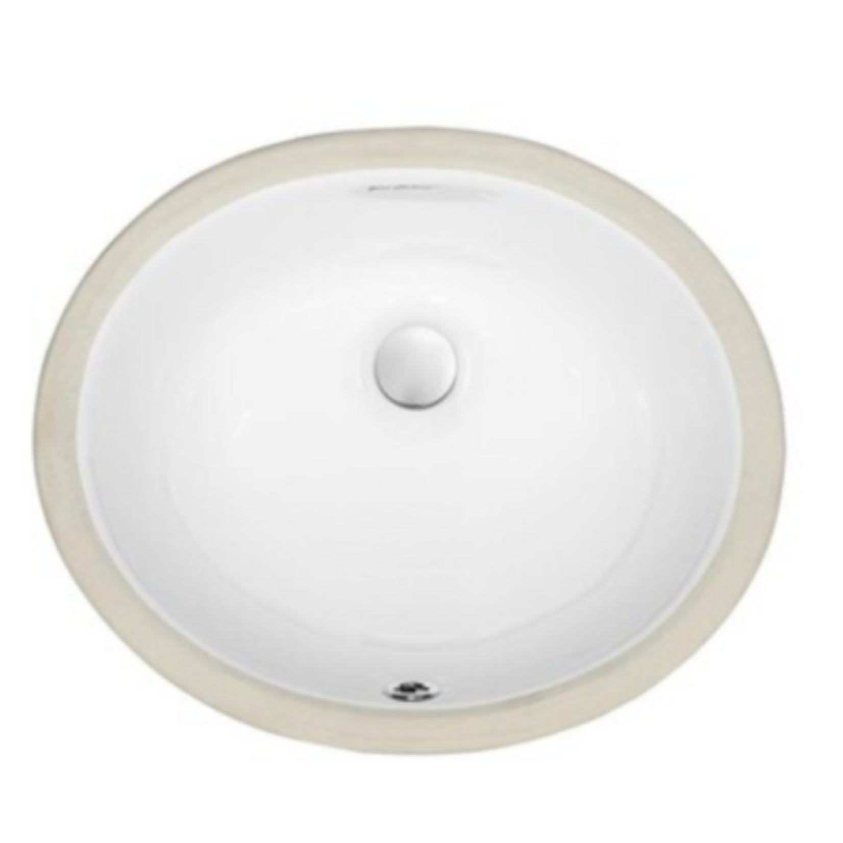 2850 Swiss Madison Plaisir Glossy White Ceramic Undermount Sink