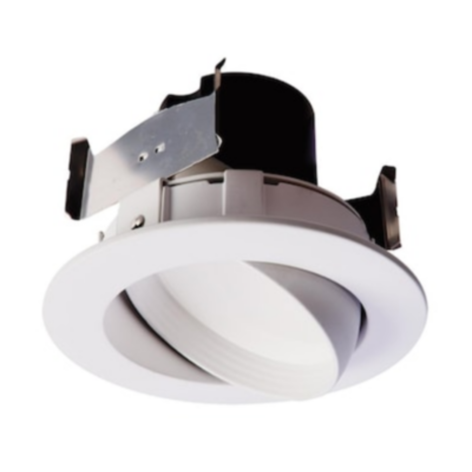 6781 Halo 4-in White Round Dimmable Recessed Downlight