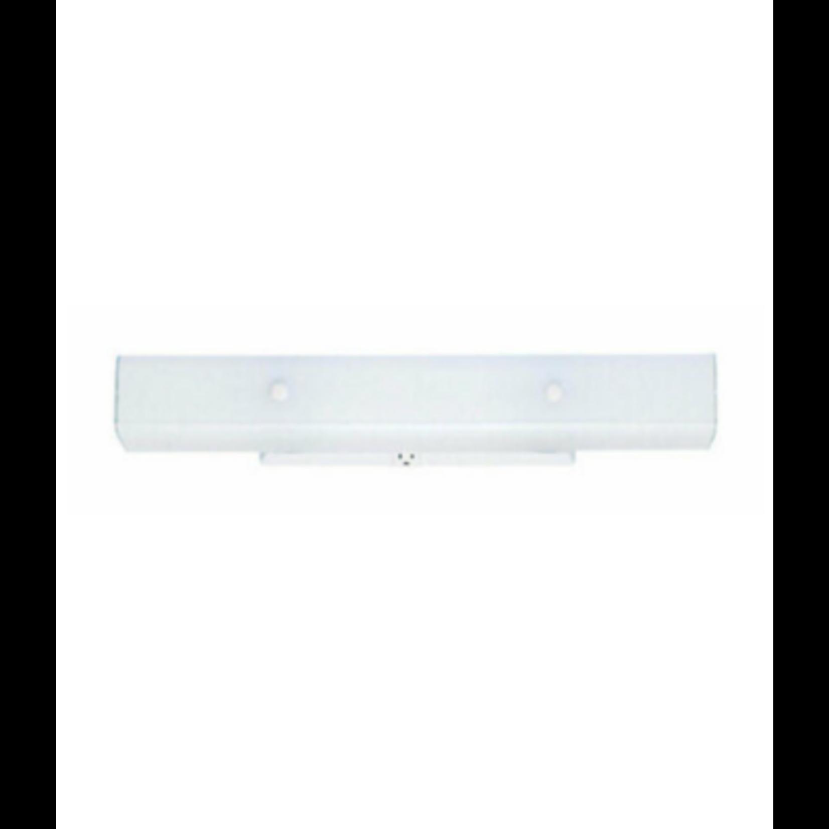 6629 WestingHouse 4 Lights Bathroom Channel Fixture Wall Mount