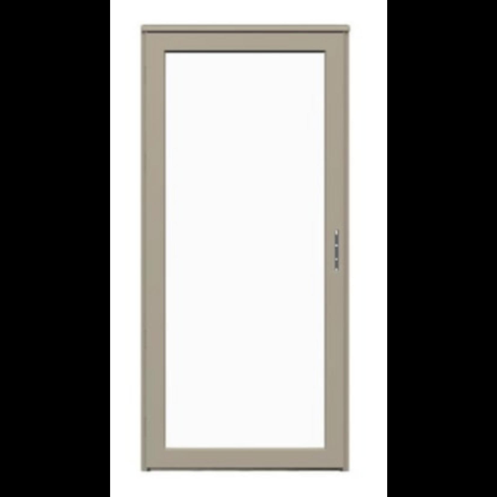 4962 Larson Platinum Full-View Aluminum Storm Door