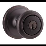 4045 Kwikset Cameron Keyed Entry Lockset