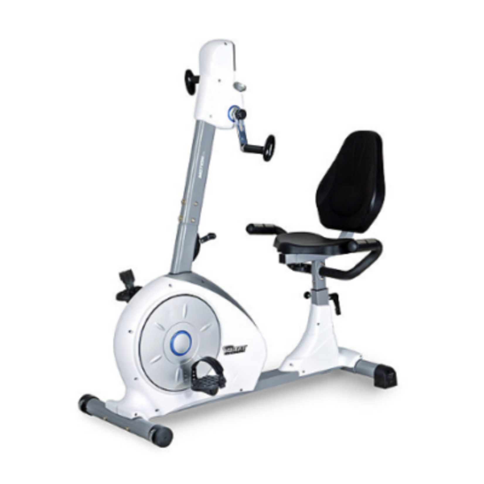 6918 Velocity Exercise Dual Motion Recumbent Bike