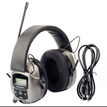 10095 Safety Works MP3 AM/FM Hearing Protection Radio