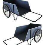 10114 Yard Commander 14 Cubic Foot Yard Cart