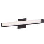 10171 Maxim Lighting Spec 1-Light Bronze Vanity Light Bar