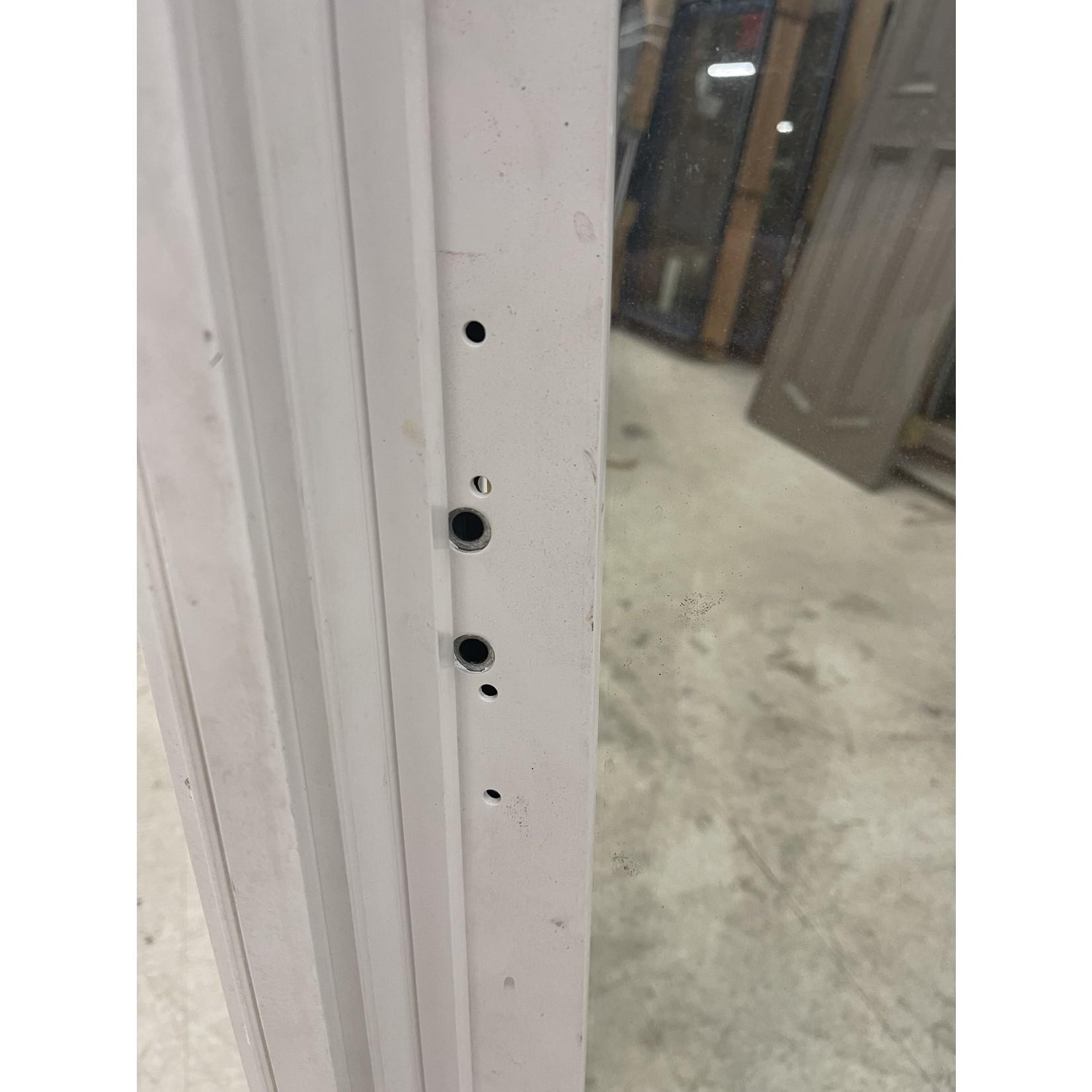 10194 White Vinyl Patio Door