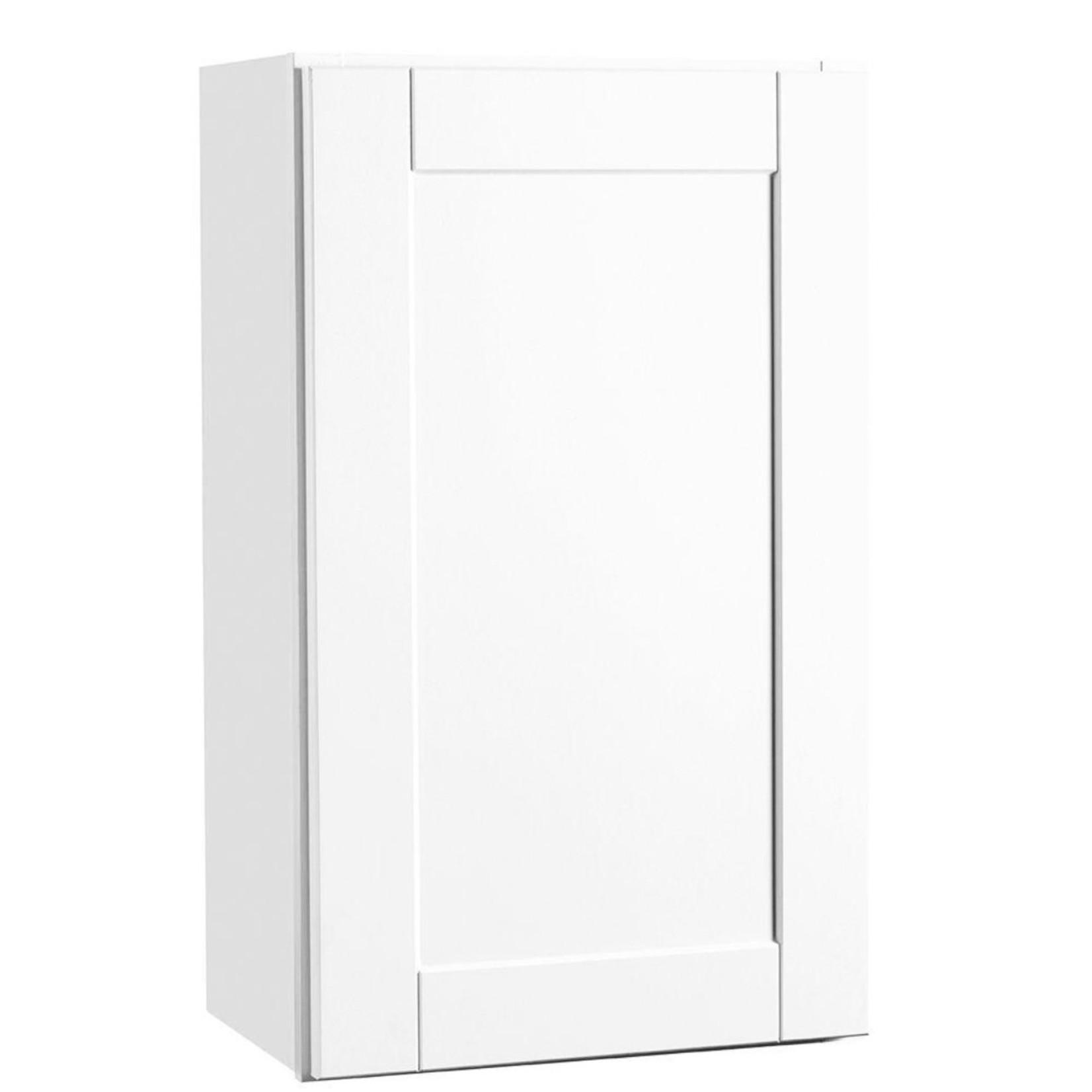 10204 Hampton Bay Shaker Style Wall Cabinet
