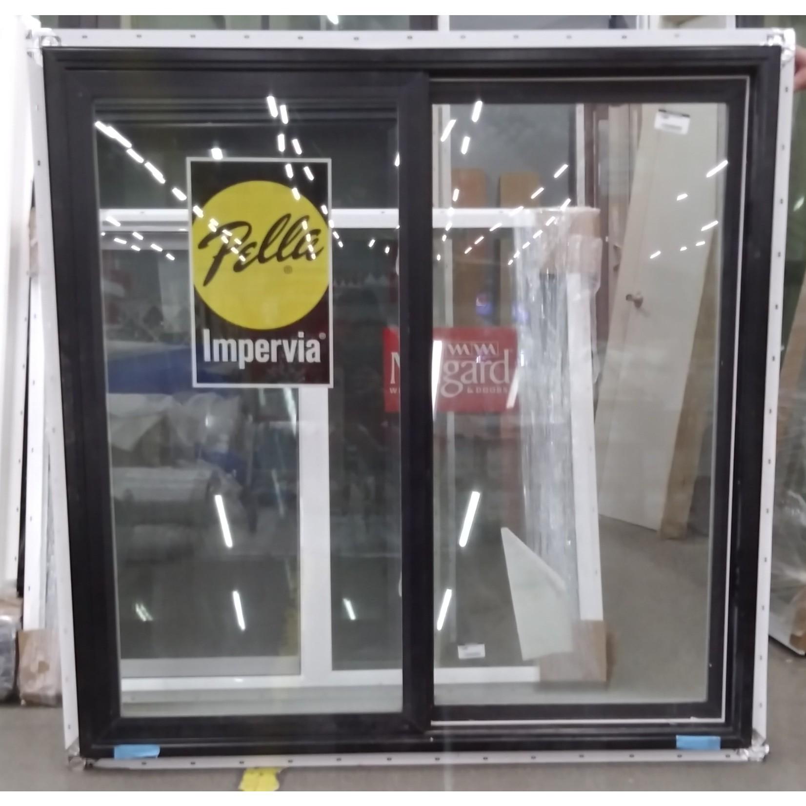 10210 Pella Impervia 2 Pane Sliding Window
