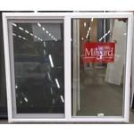 10211 Milgard White Vinyl Window