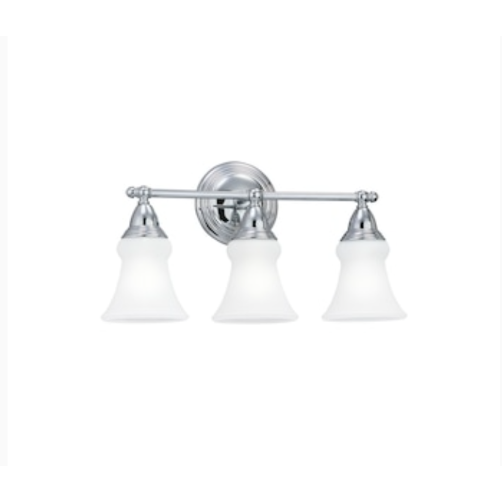 10212 Seagull Lighting Sagemore 3 Light Vanity Light