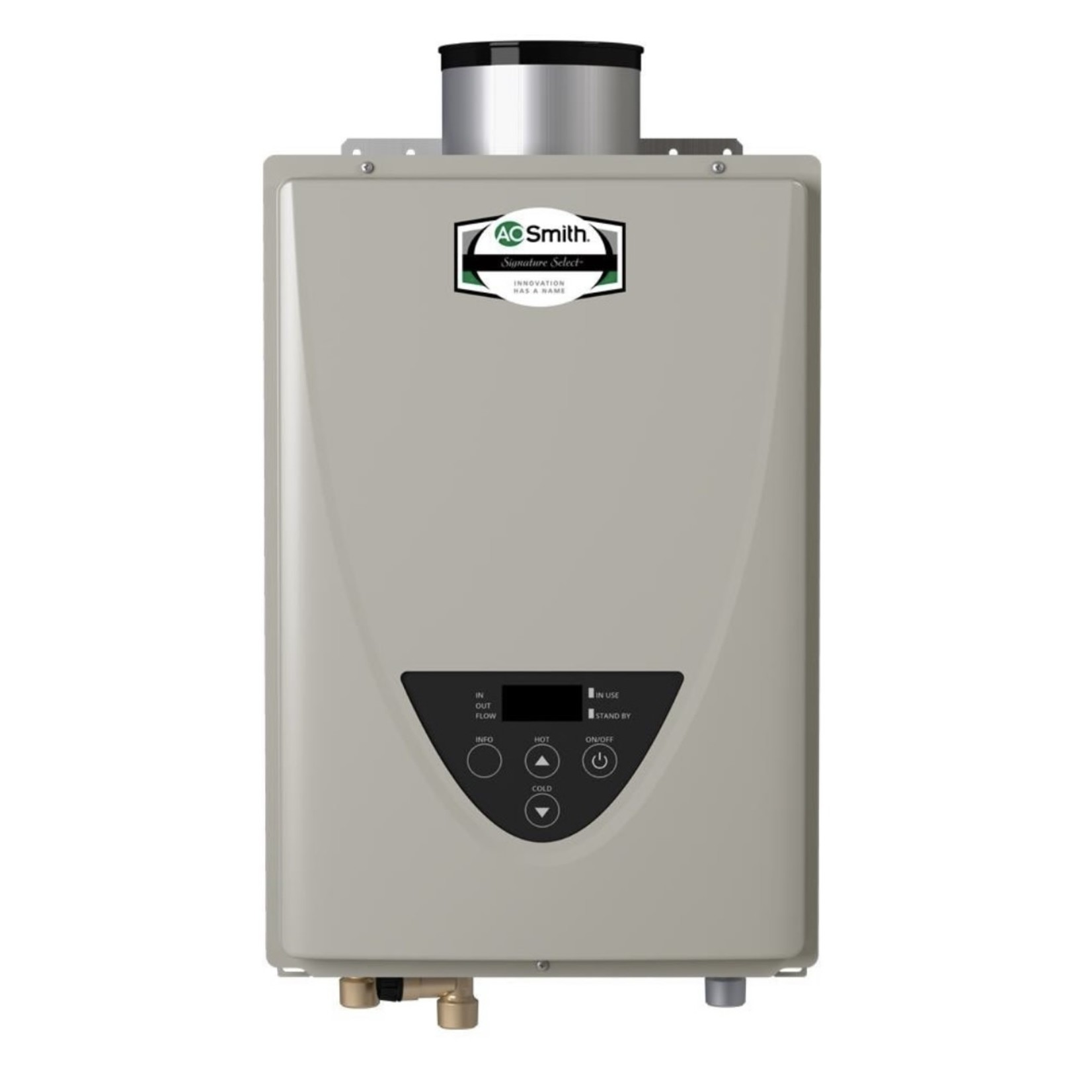 10219 A.O. Smith 8-GPM Tankless Water Heater