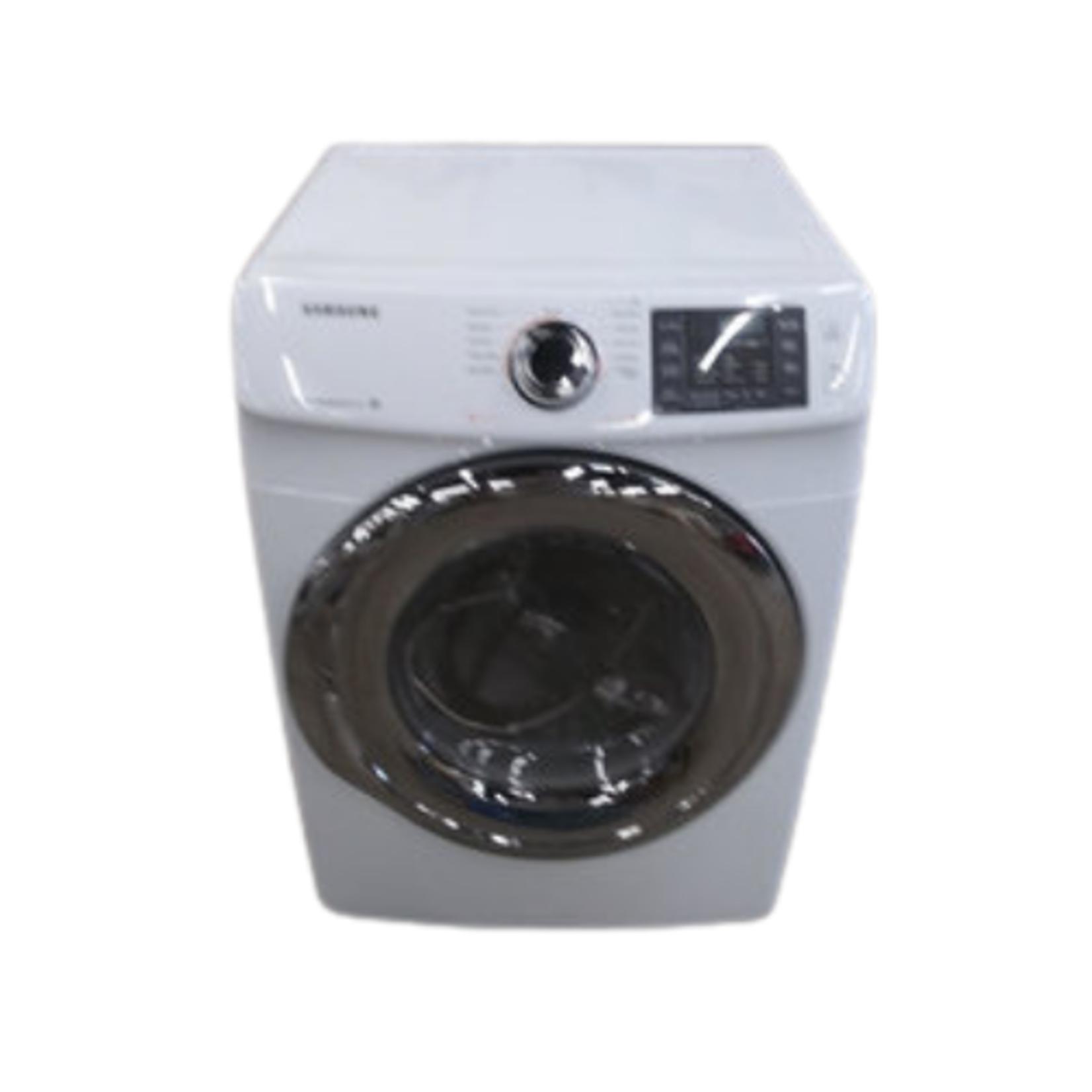 10080 Lightly Used Samsung Gas Dryer