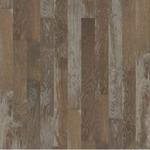 10236 Style Selections Wicker Brown Distressed Hardwood Floor