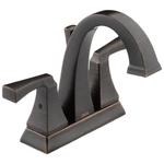 10245 Delta Dryden Venetian Bronze Bathroom Sink Faucet