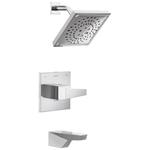 10246 Delta Trillian Chrome 1-Handle Bath and Shower Faucet