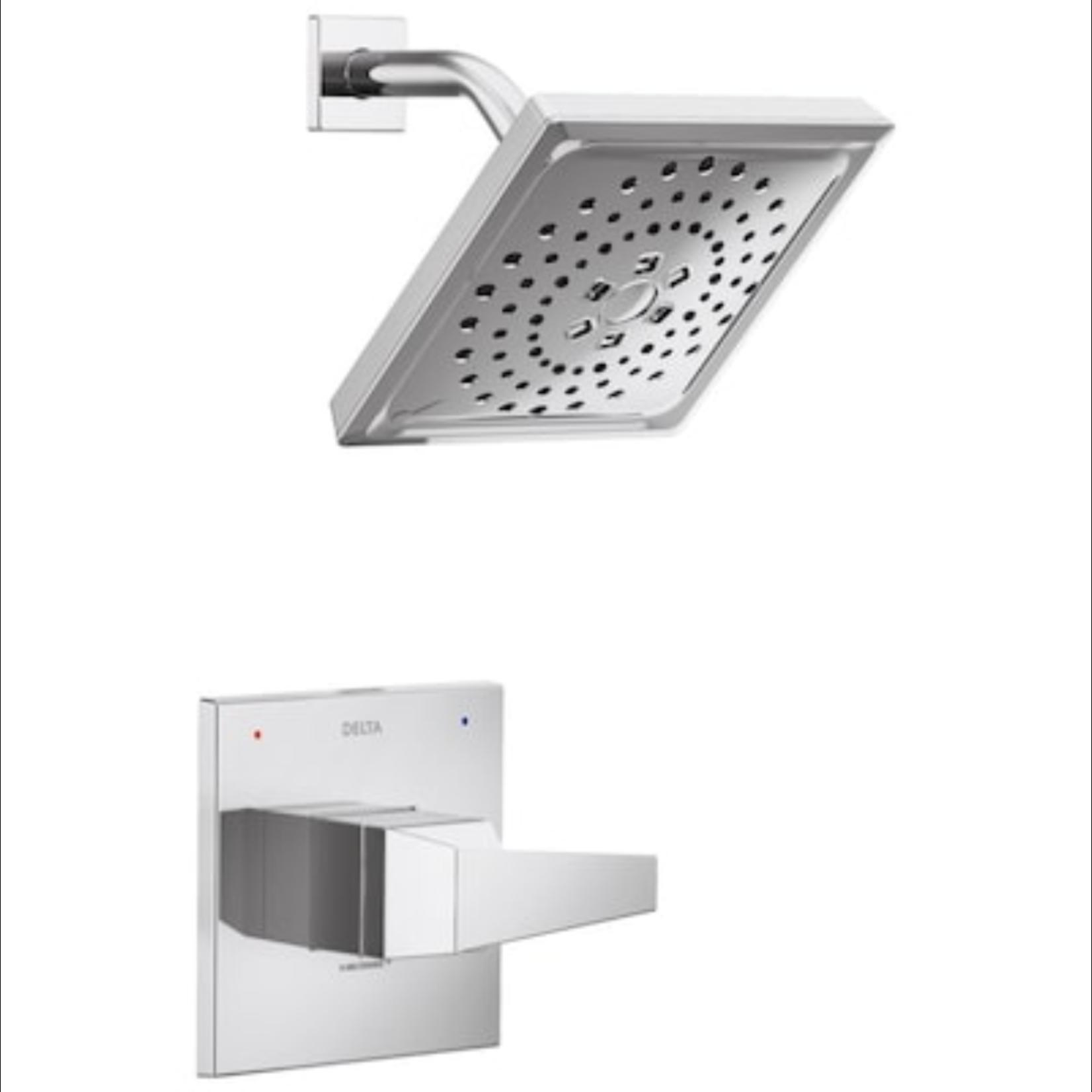 10247 Delta Trillian Chrome 1-Handle Shower Faucet