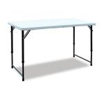 10267 GSC White Folding Table