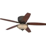 10271 Westinghouse Oil Rubbed Bronze 5-Blade LED Ceiling Fan