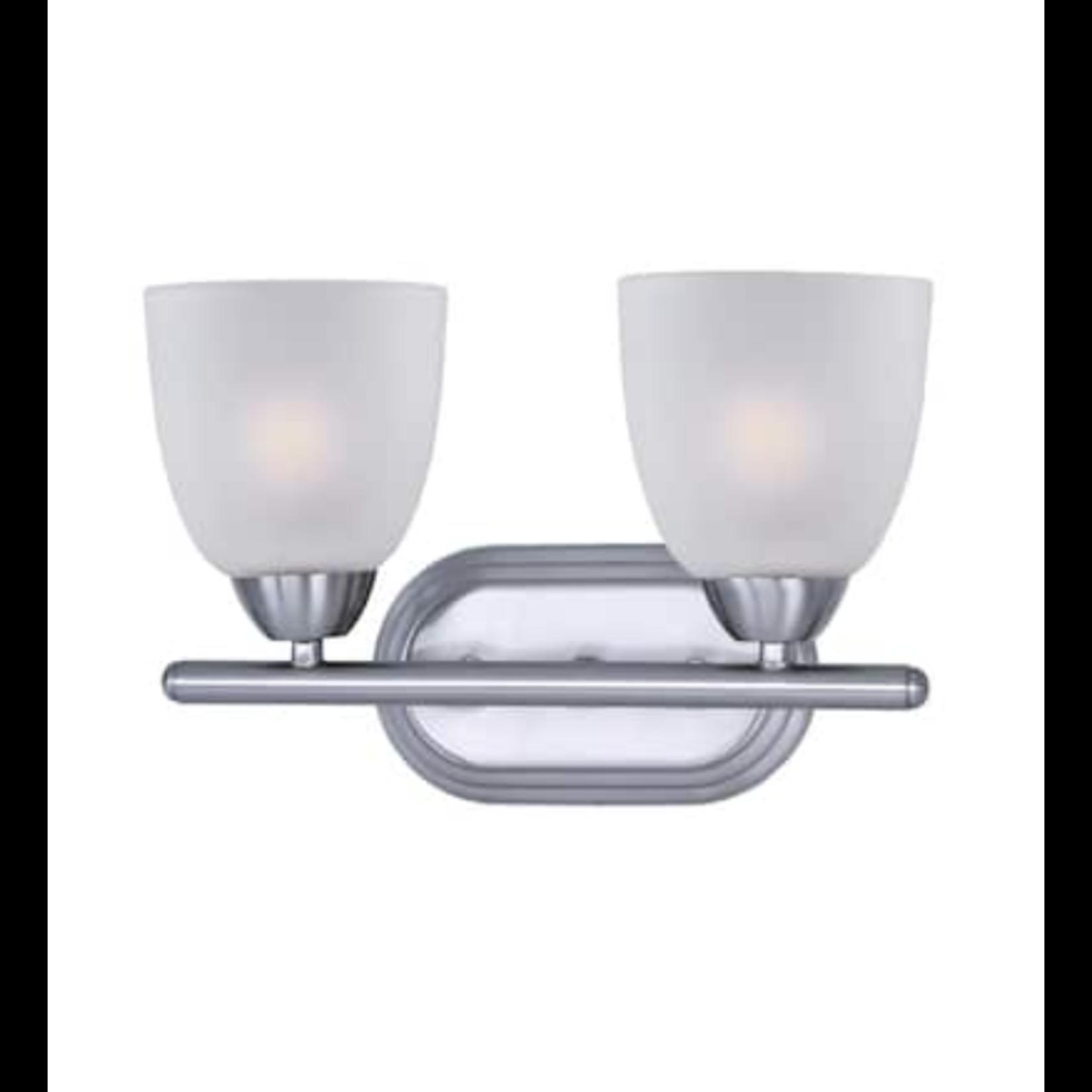 10274 Maxim Lighting 2-Light Vanity Light