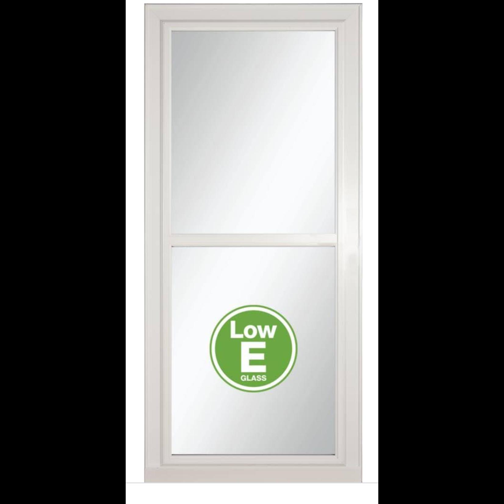 10359 Larson Tradewinds 36-in x 96-in White Full View Aluminum Storm Door