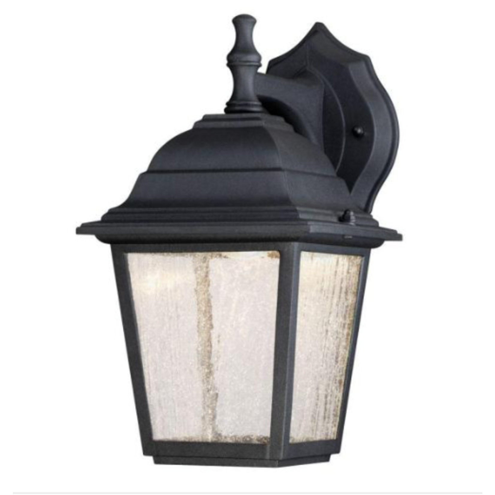 10361 Westinghouse Black Outdoor Wall Lantern Sconce
