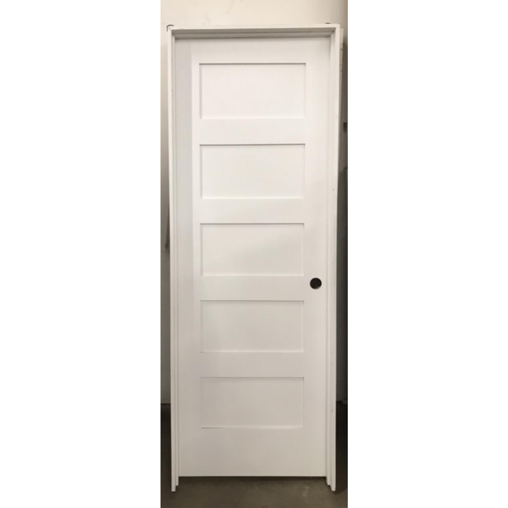 10371 Pre Hung 5-Panel Interior Door