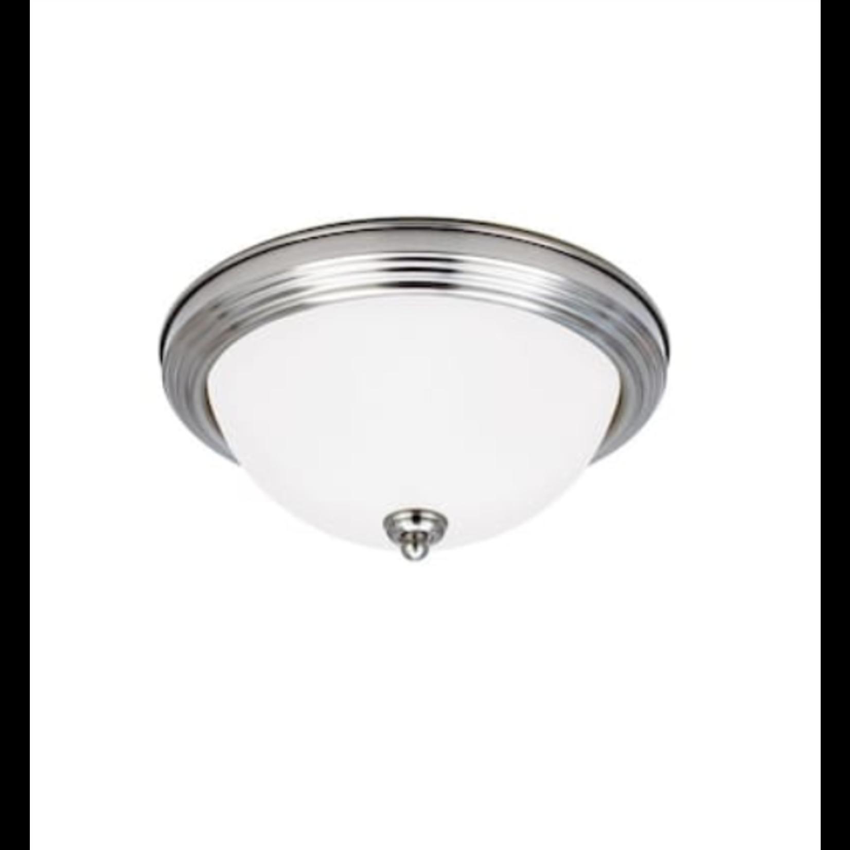 10388 SeaGull Lighting Flush Mount Light