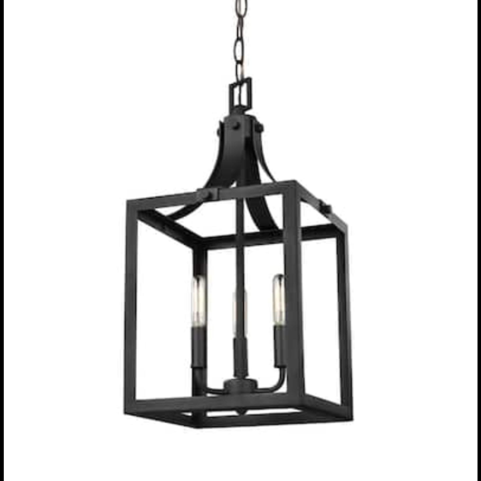 10392 Sea Gull Black Pendant Light