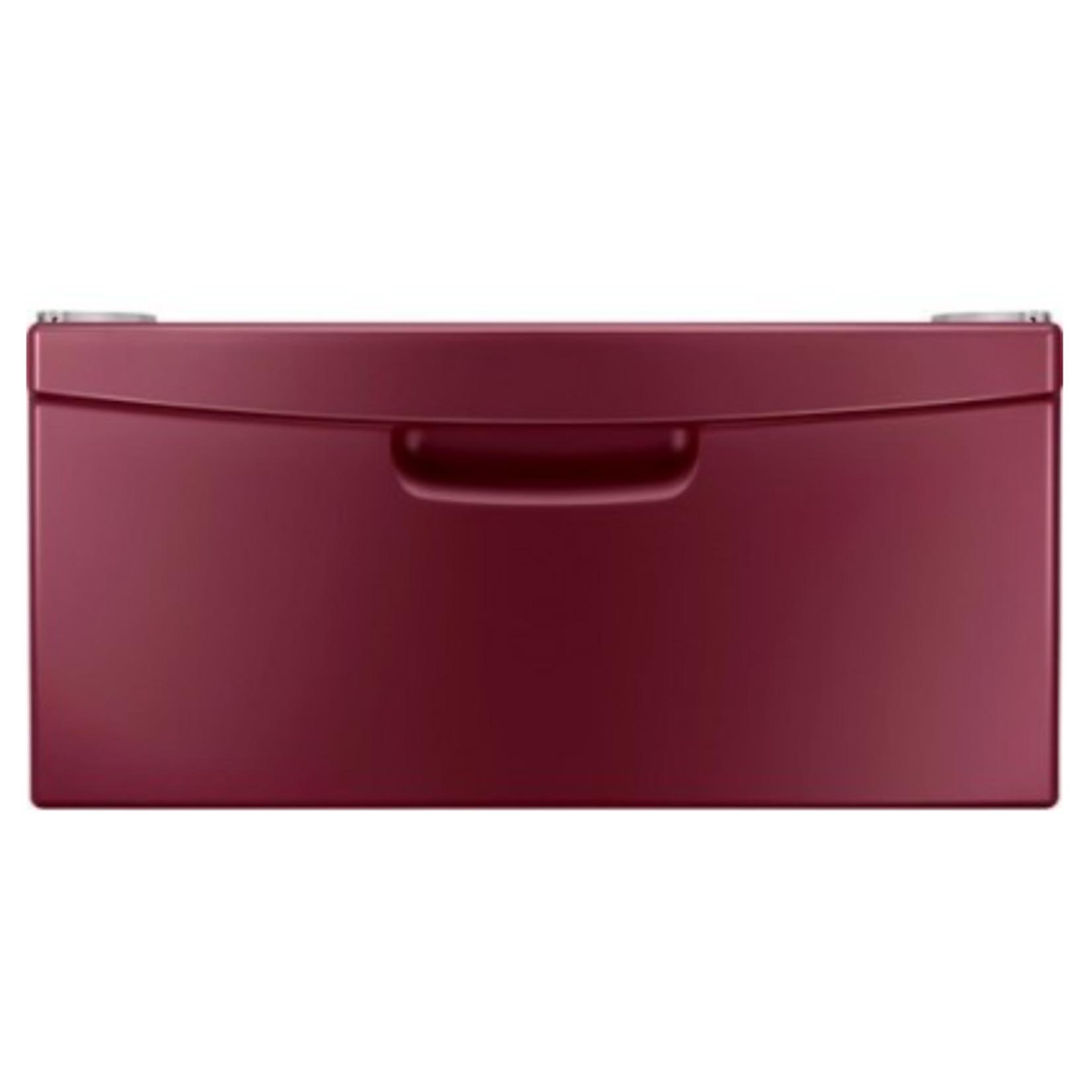 10403 Samsung Merlot Washer/Dryer Pedestal