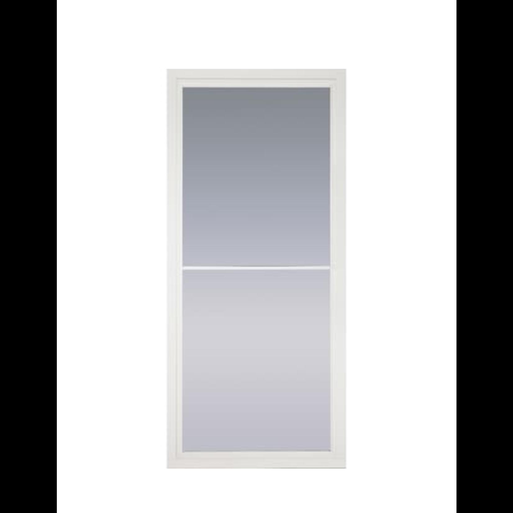 10423 Pella White Full-View Storm Door