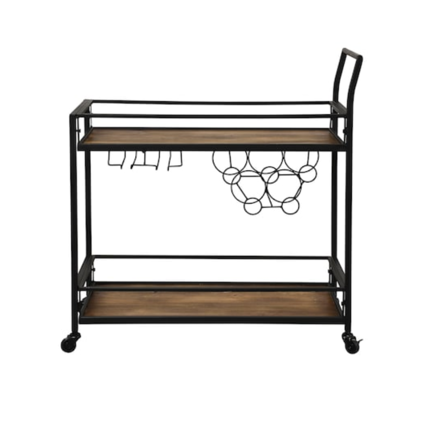 10495 FirsTime and CO Bar Cart