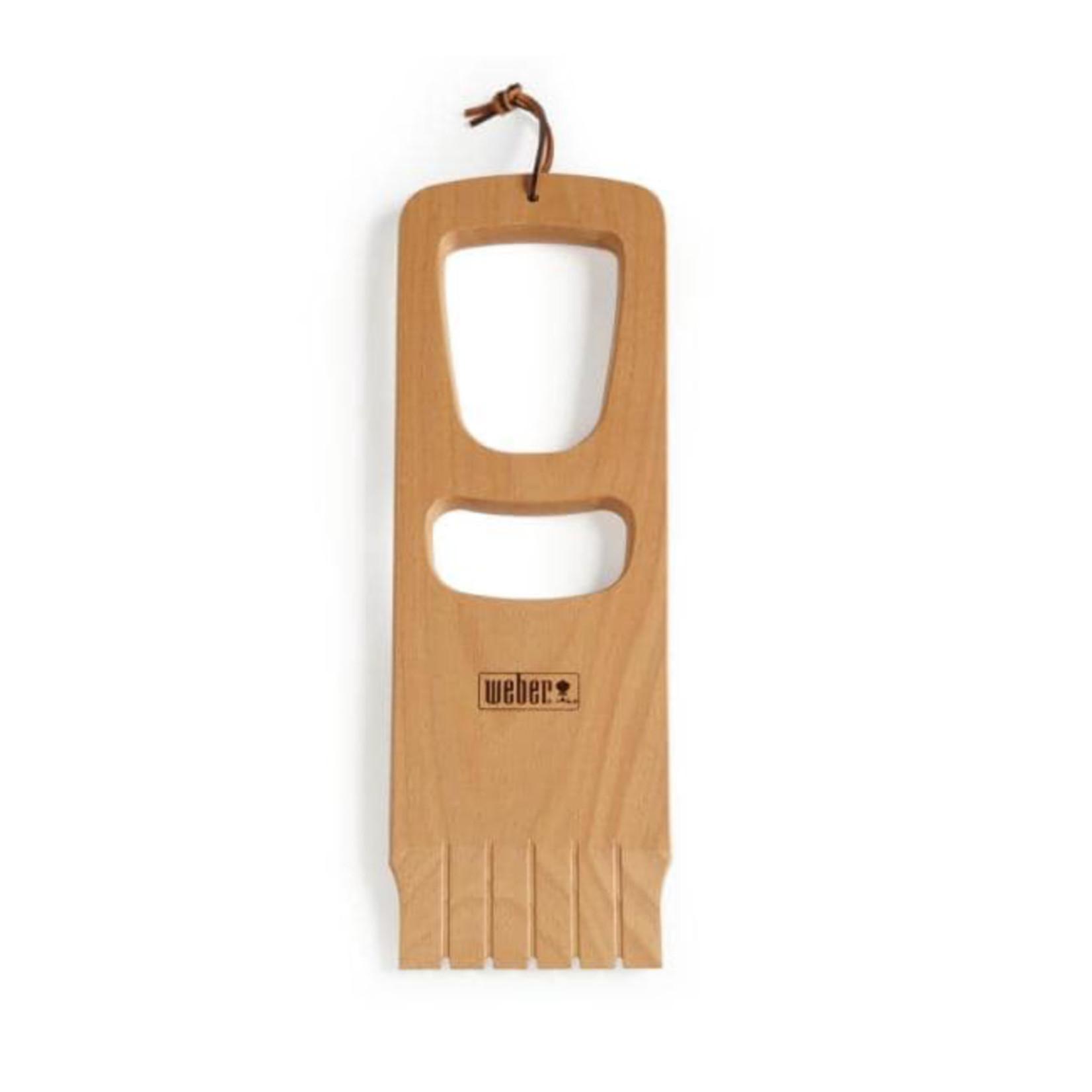 10531 Weber Wooden Grill Scraper