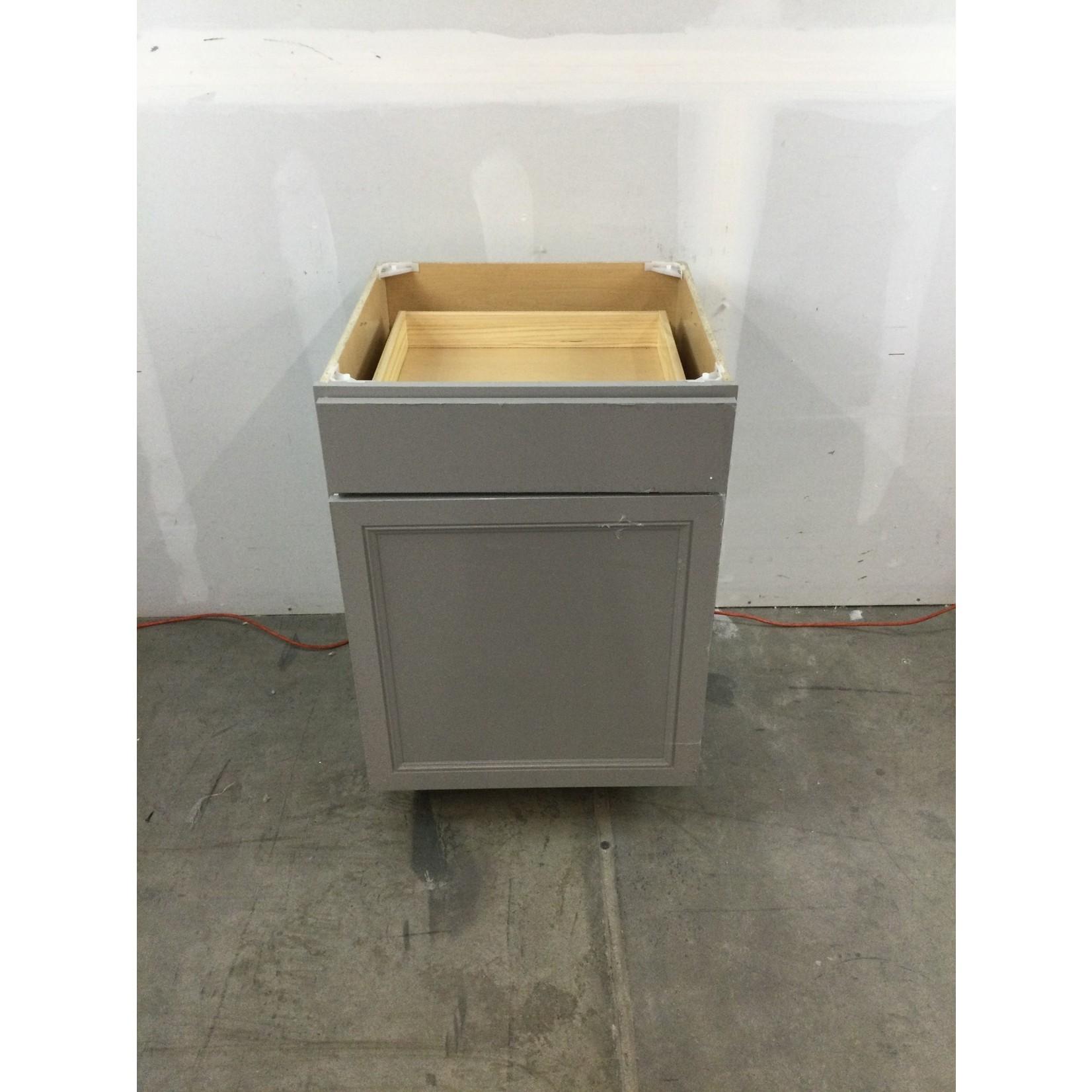 10543 1 Drawer Base Cabinet