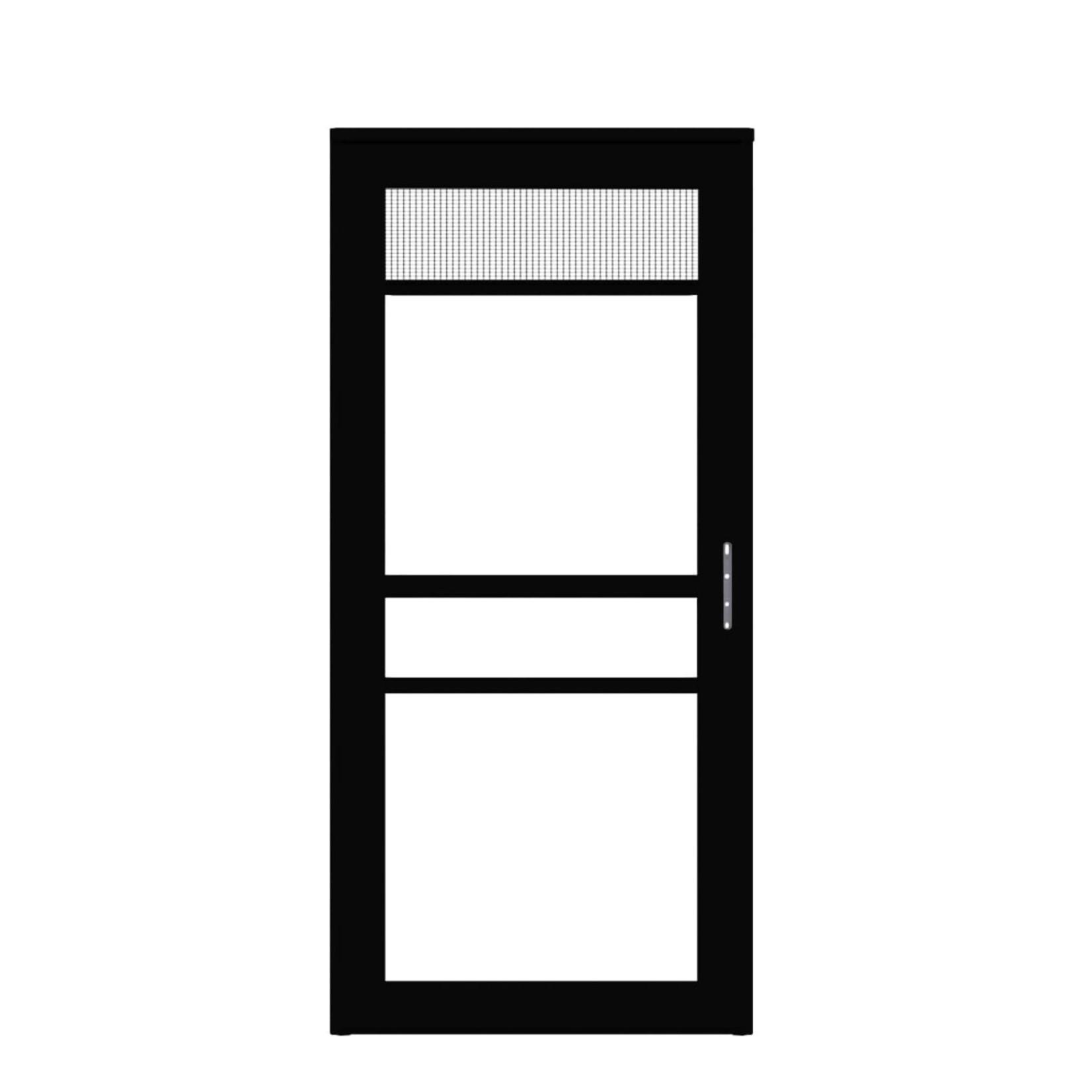 10554 Larson Full View 2-Panel Door
