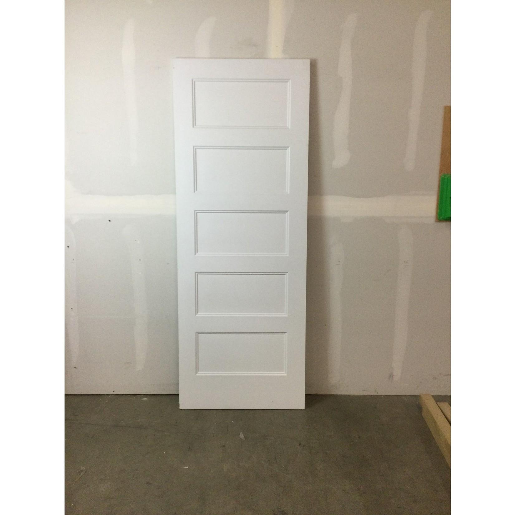10557 5-Panel Interior Door Slab