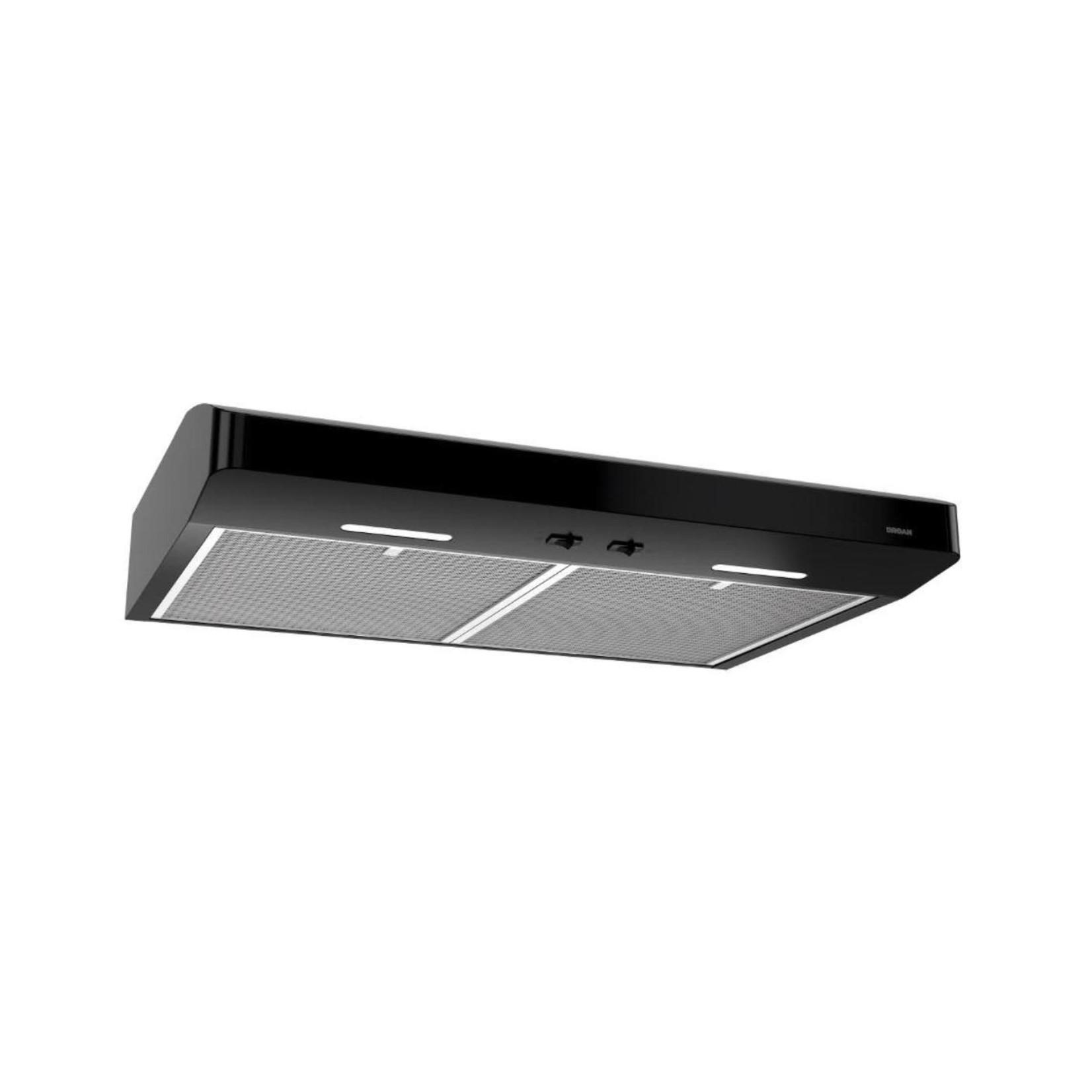 10574 Broan 30-Inch Convertible Under-Cabinet Range Hood