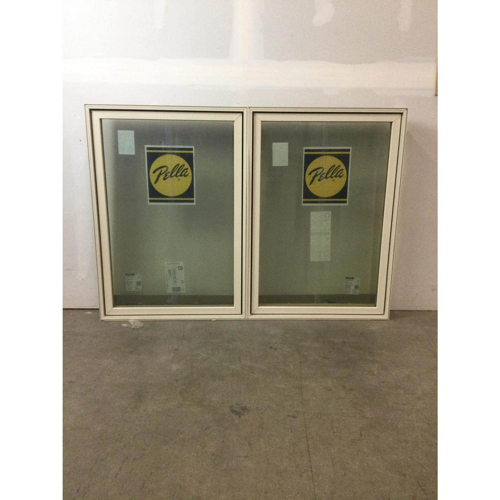 10577 Pella Double Casement Window