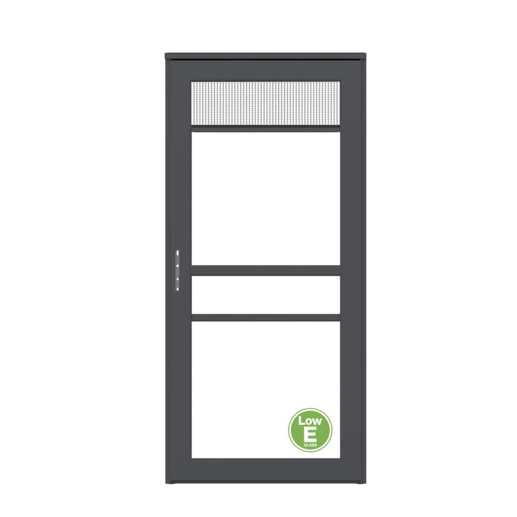 10592 Platinum RS Storm Door