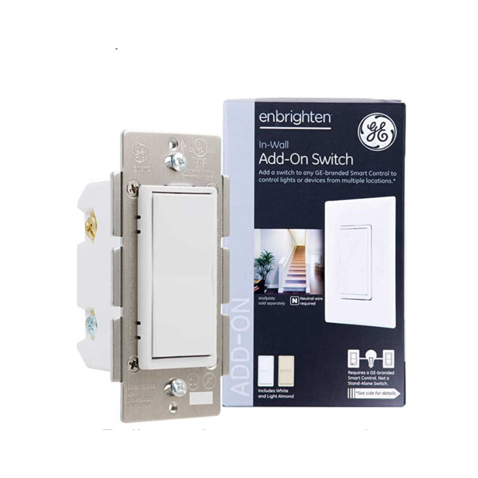 10596 GE Add-On Switch