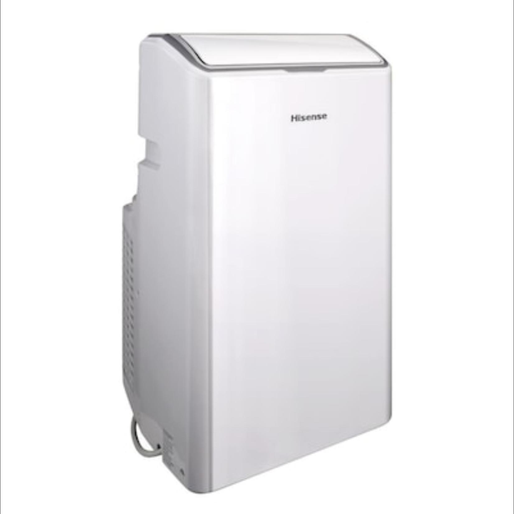 10608 Hisense White Portable Air Conditioner