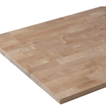 10674 Baltic Unfinished 4-ft Butcher Block Countertop