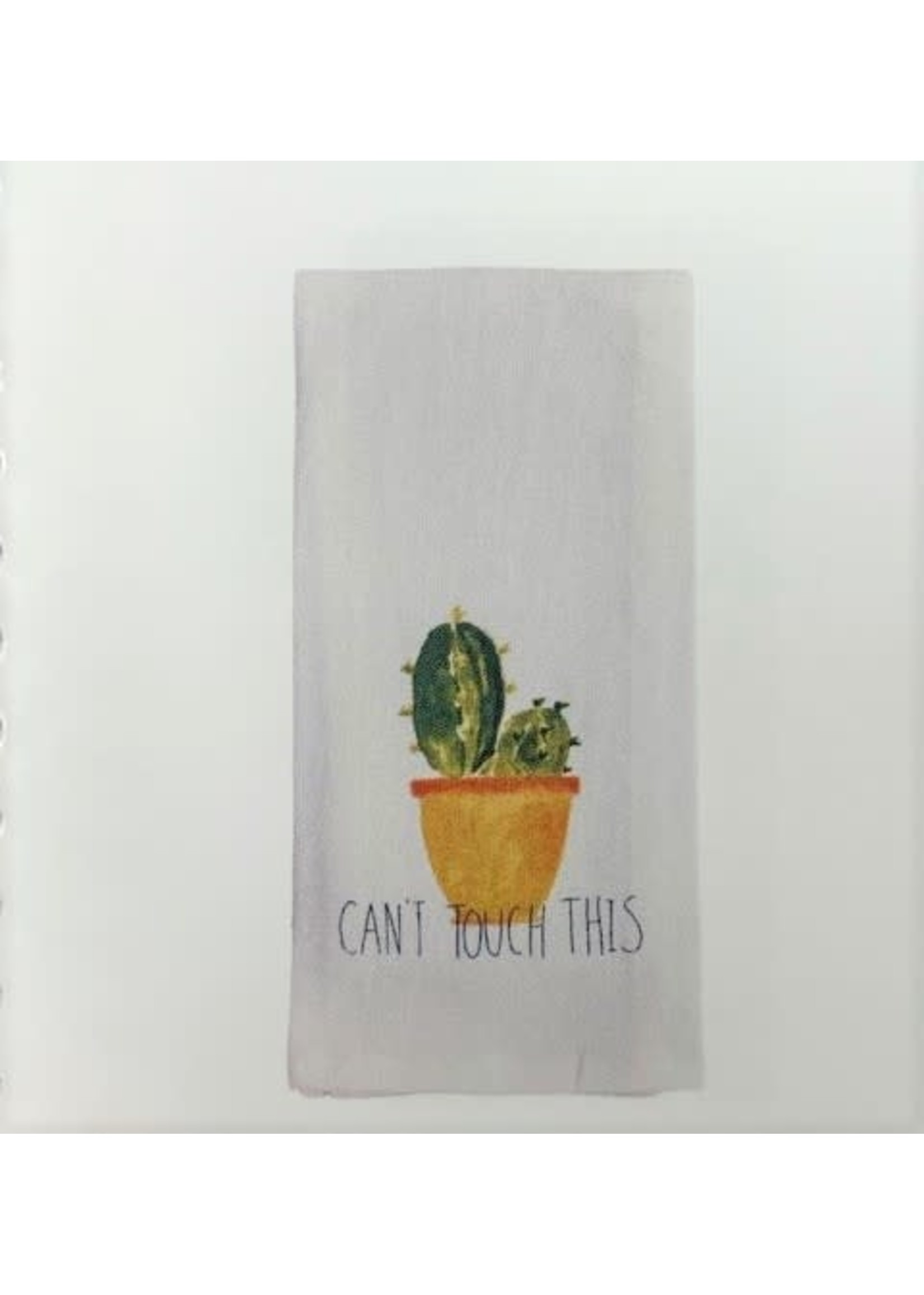 CAN'T TOUCH THIS HAND TOWEL