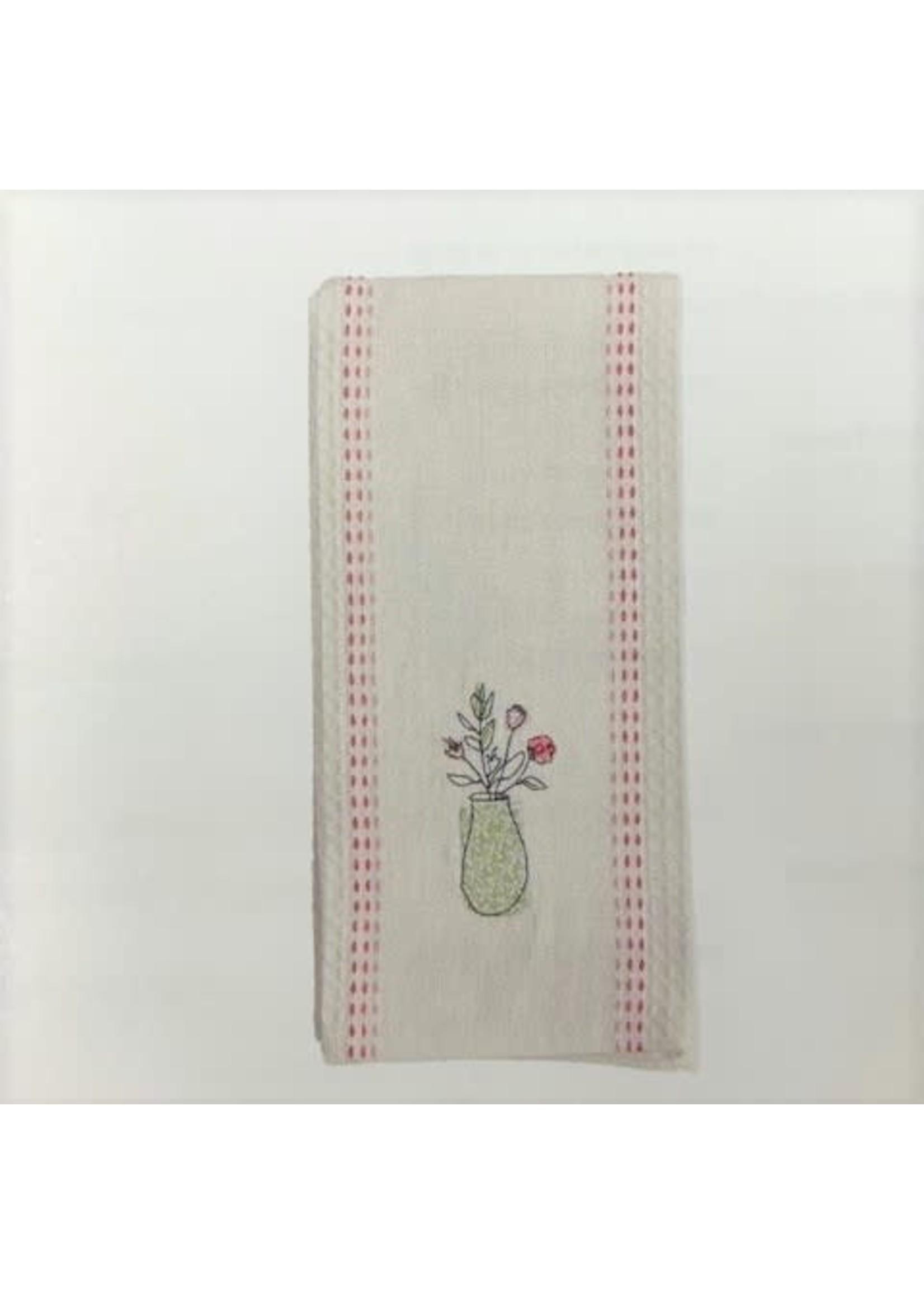 VASES WAFFLE HAND TOWEL