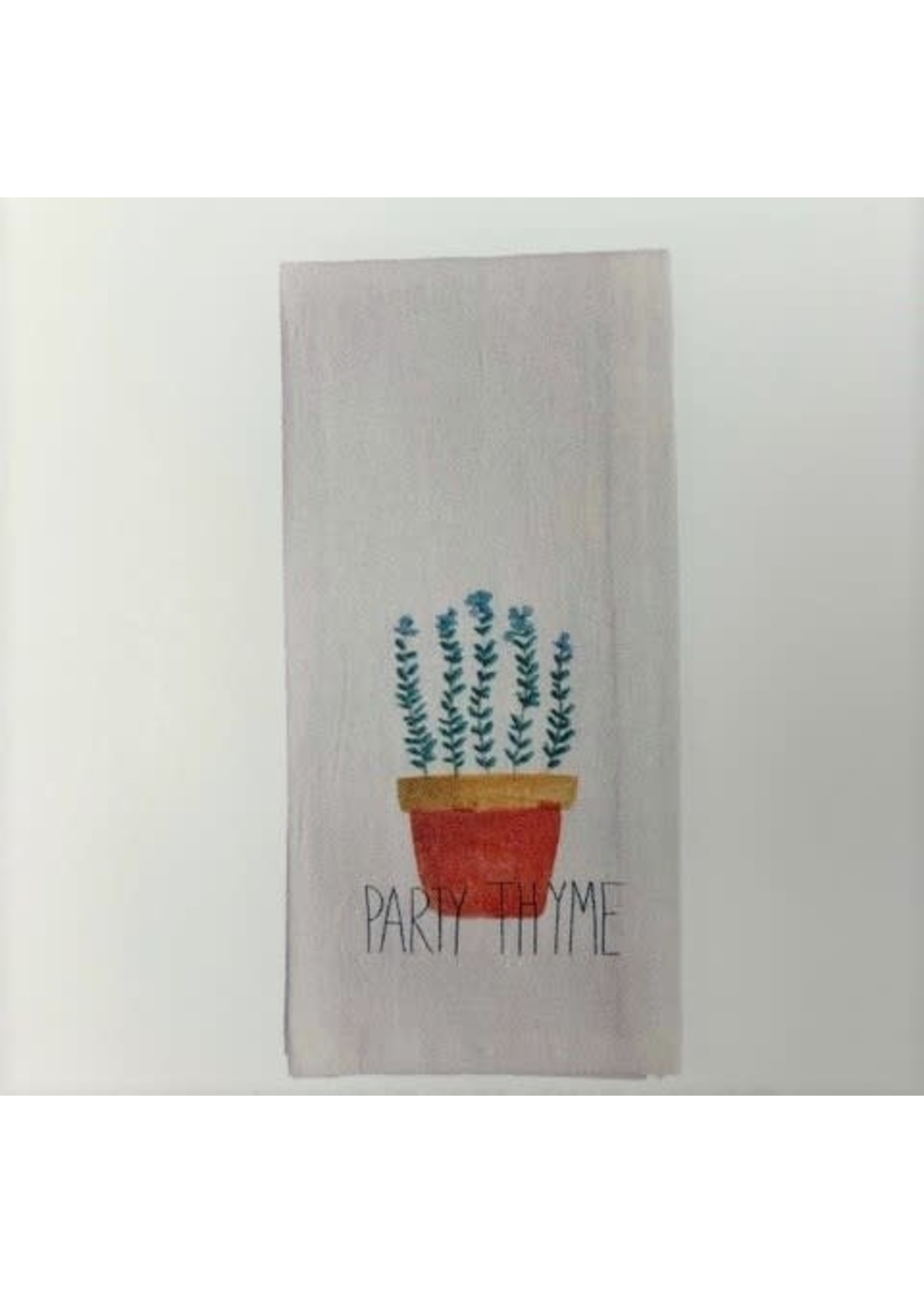 PARTY THYME HAND TOWEL