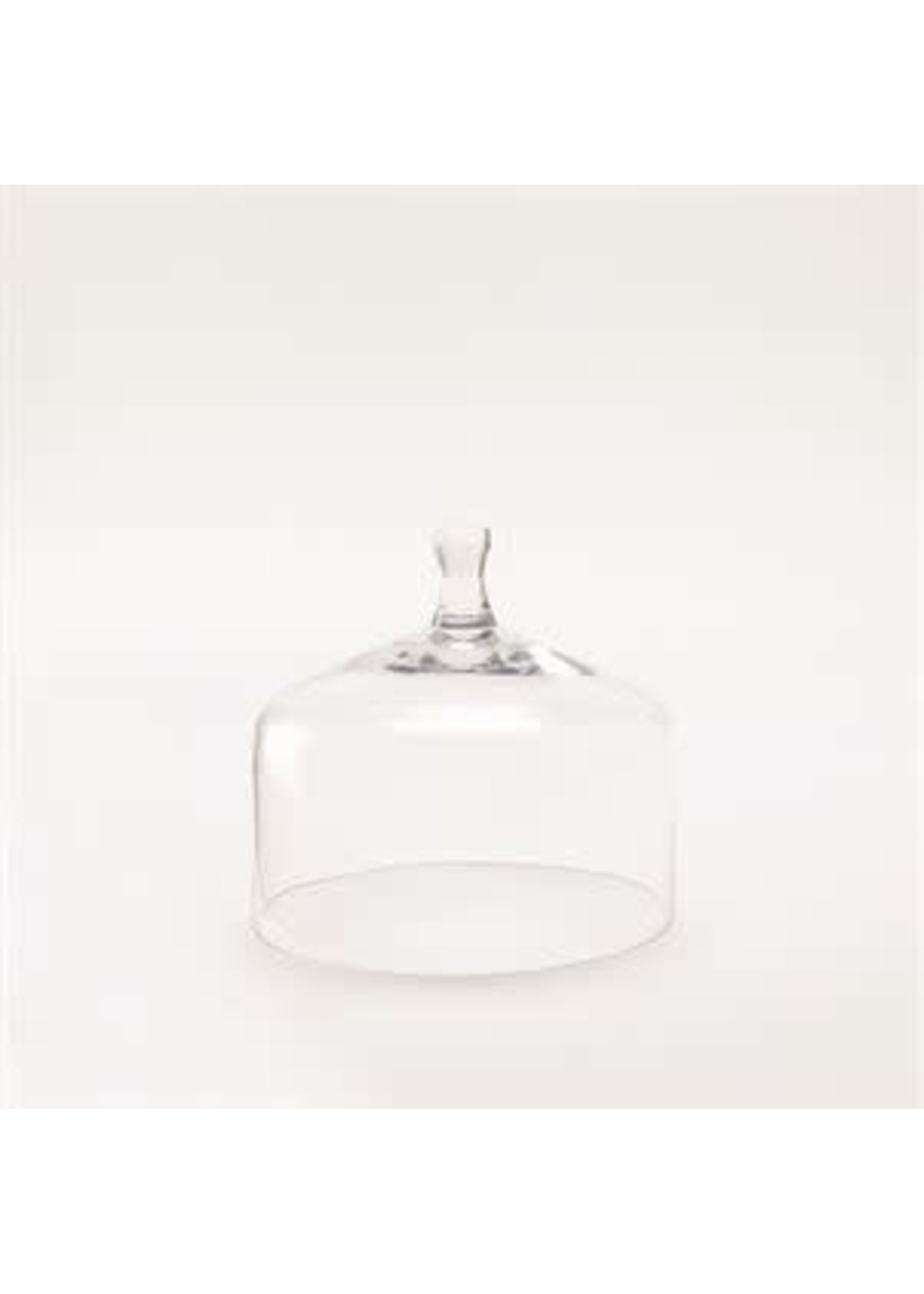 MEDIUM GLASS CLOCHE