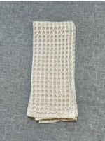 WAFFLE WEAVE PEBBLE DISH TOWEL