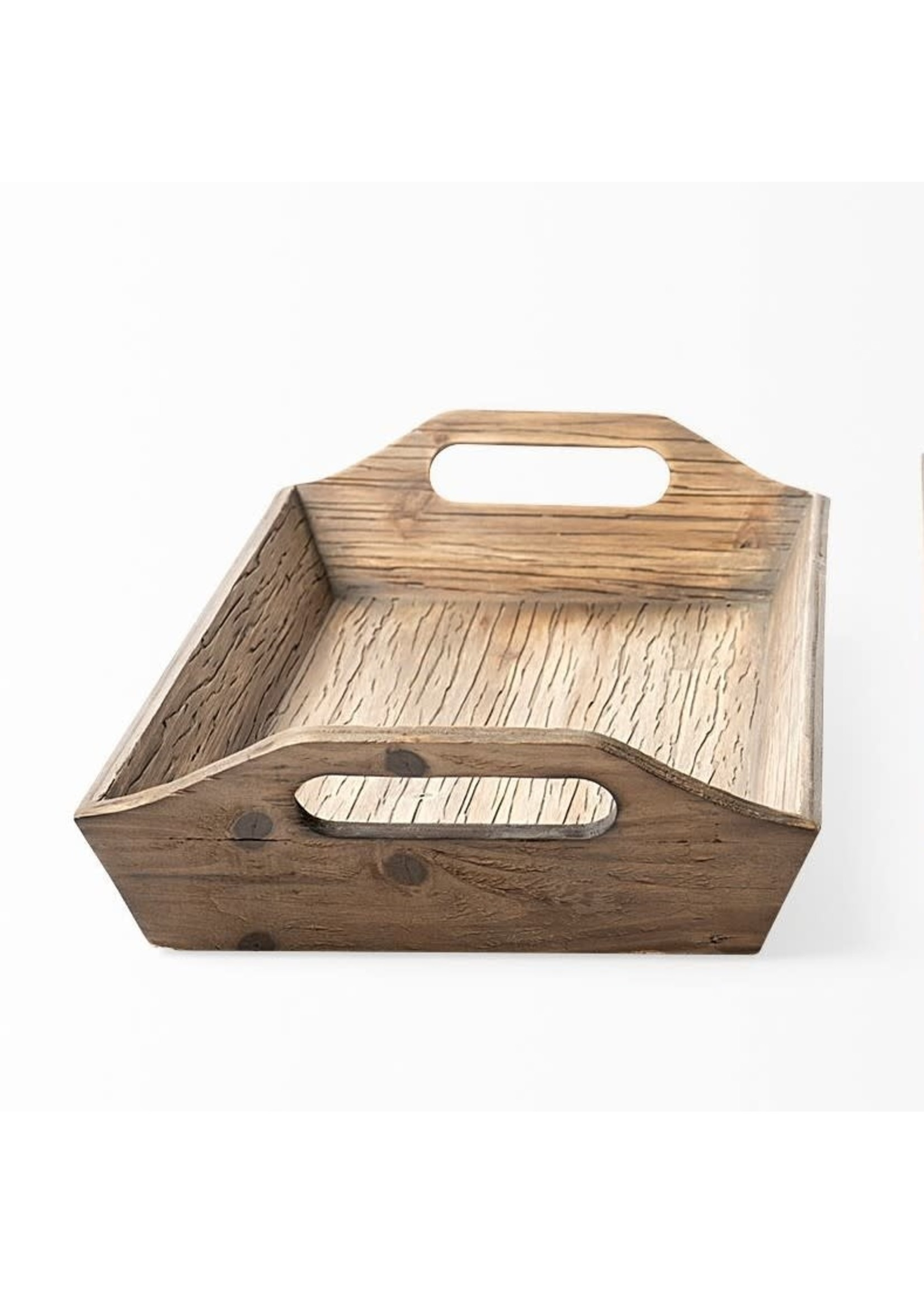 TANWY WOODEN TRAYS- LARGE