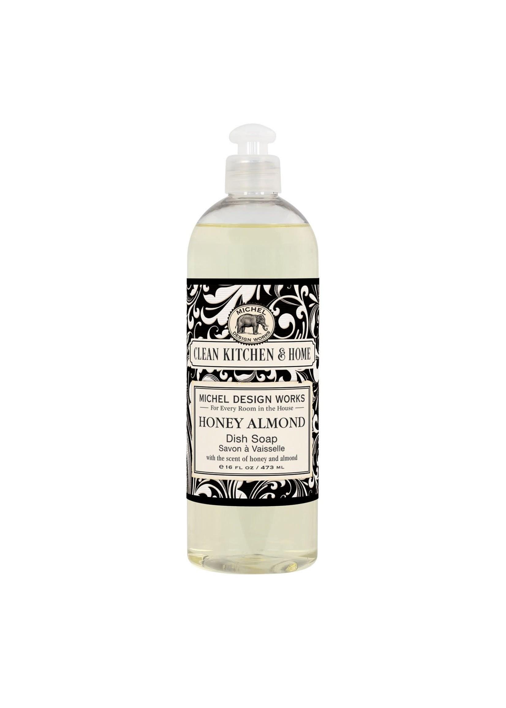 HONEY ALMOND DISH SOAP