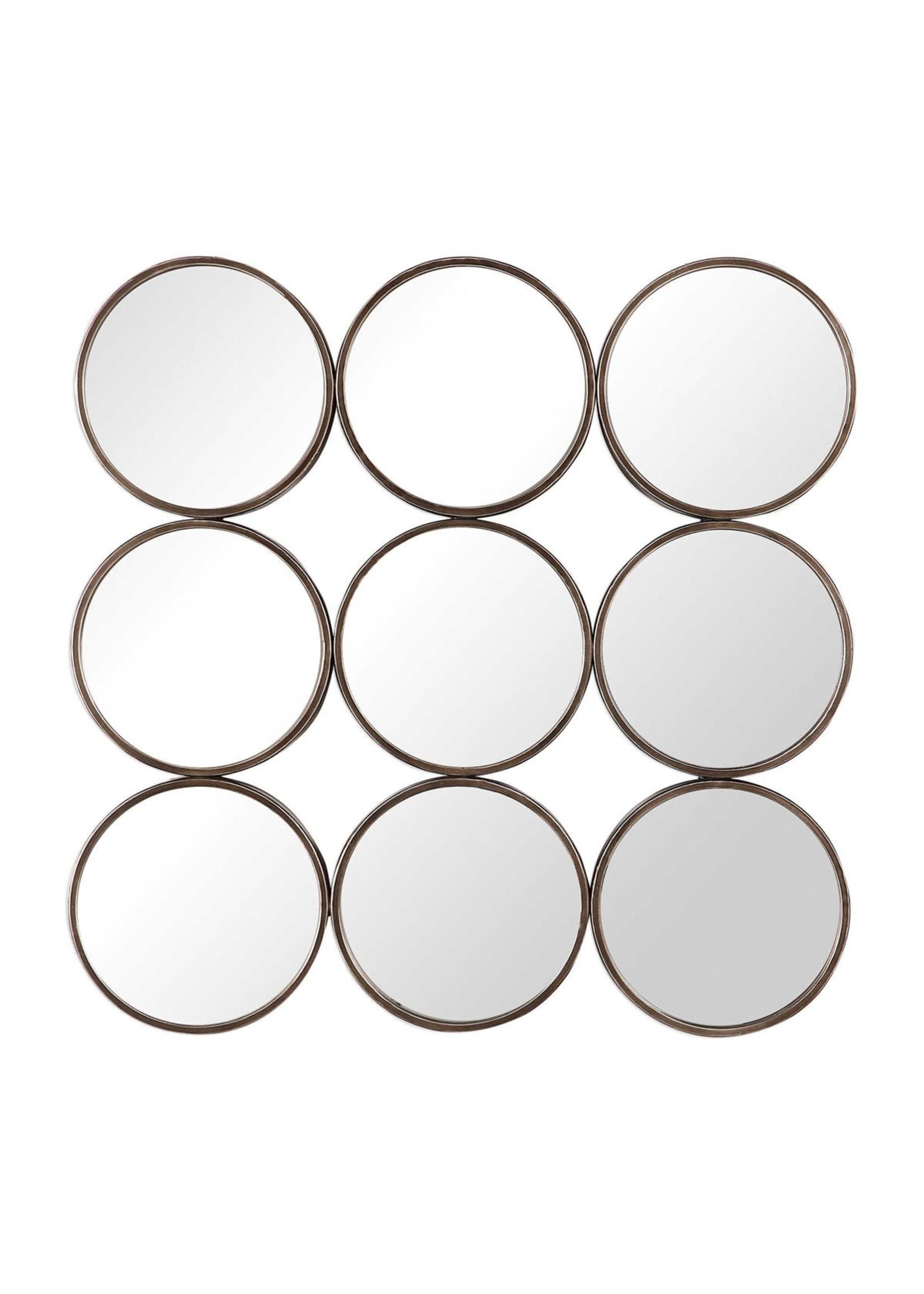 Devet Mirror 36x36