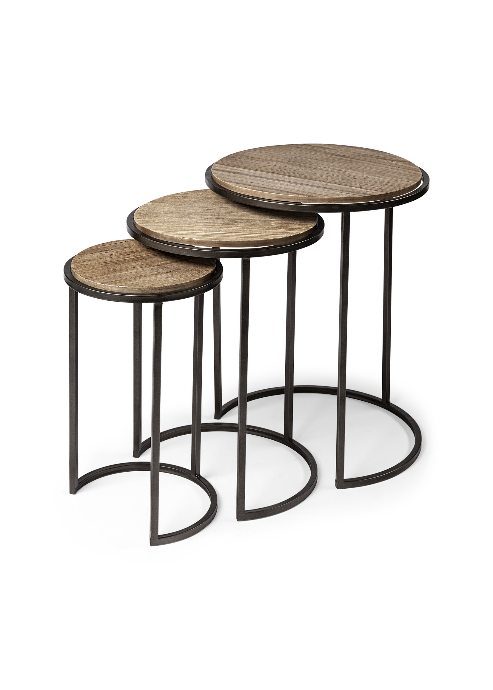 S/3 NESTING TABLES